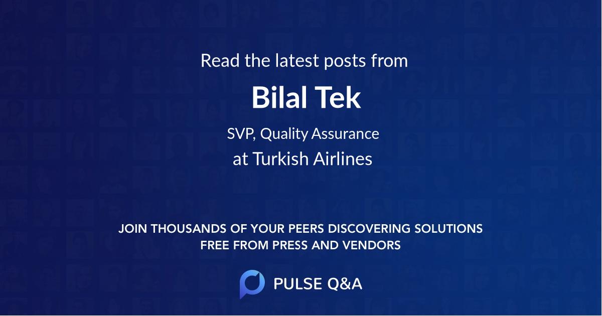 Bilal Tek