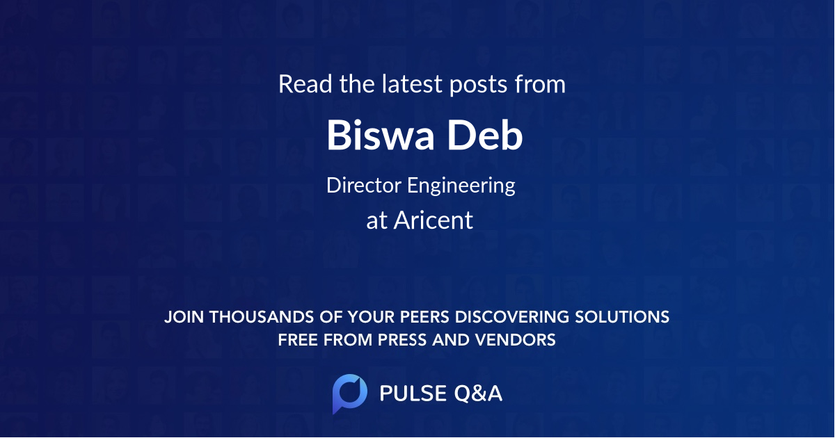 Biswa Deb
