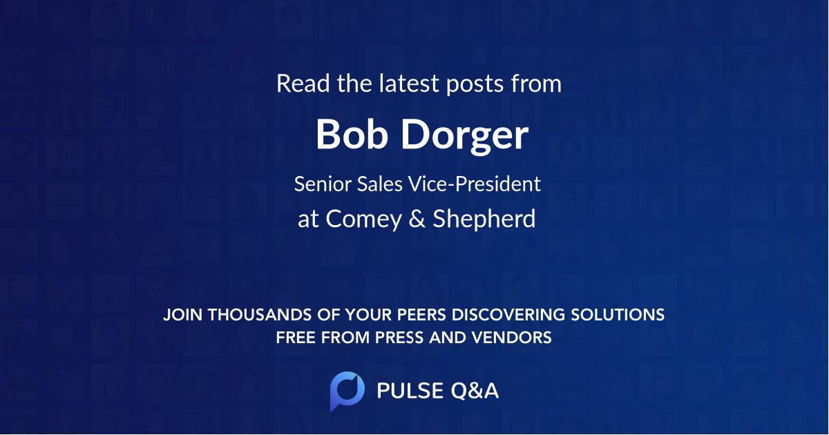Bob Dorger