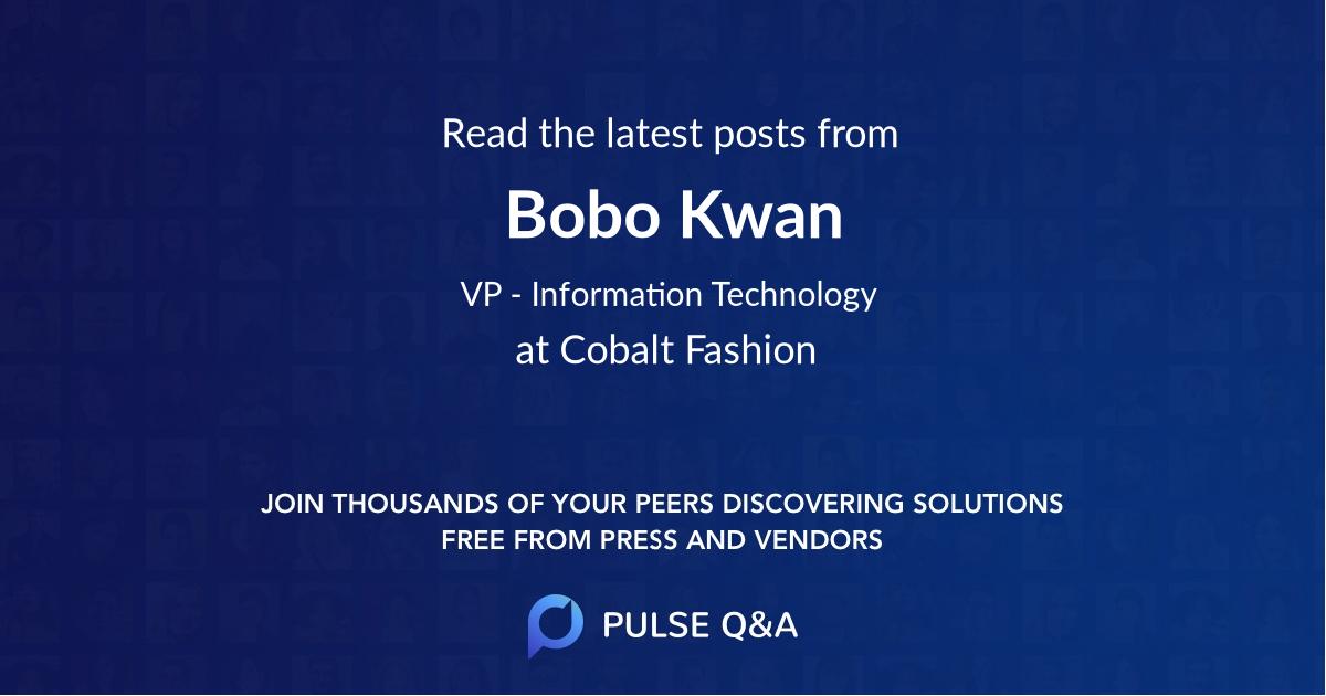 Bobo Kwan