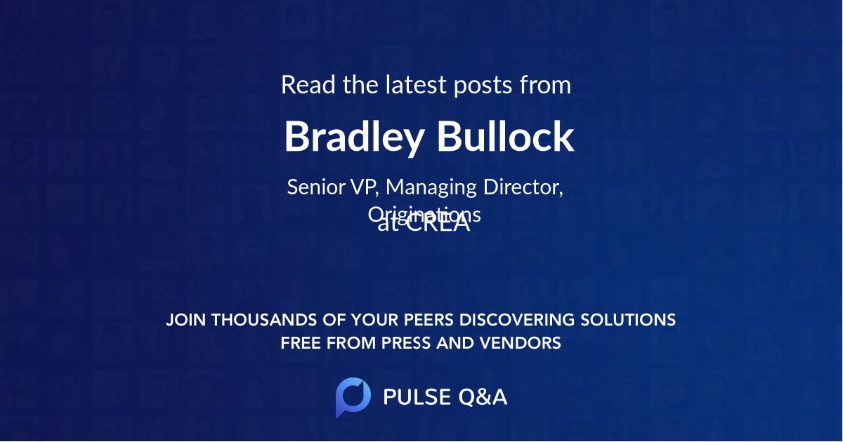Bradley Bullock