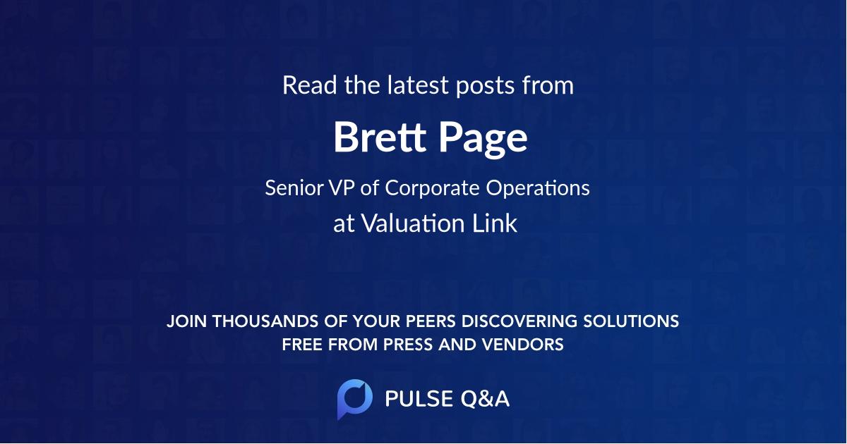 Brett Page