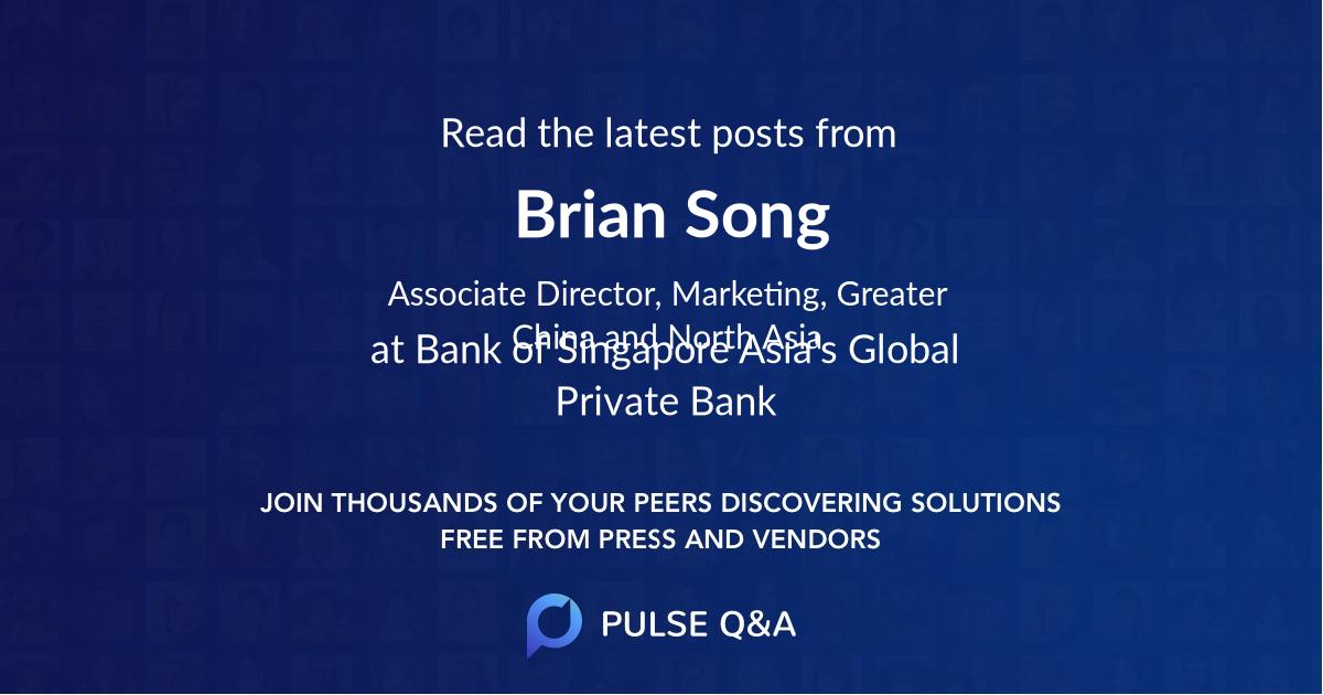 Brian Song