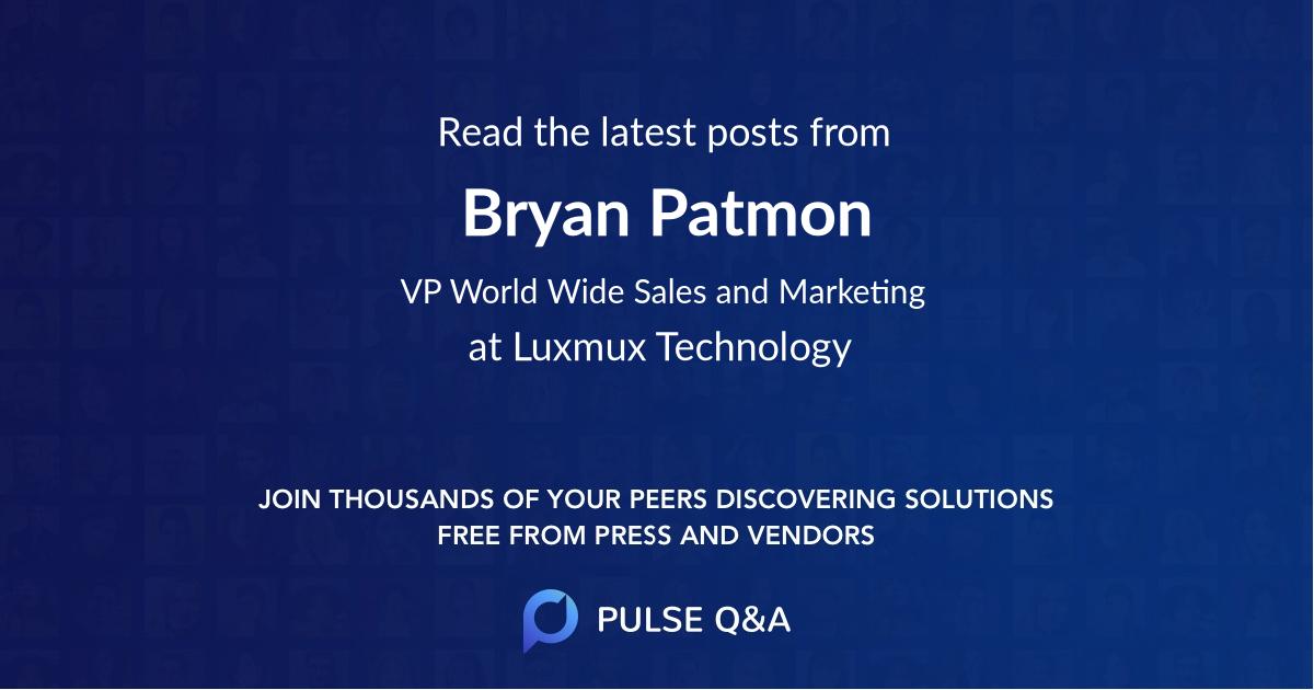 Bryan Patmon