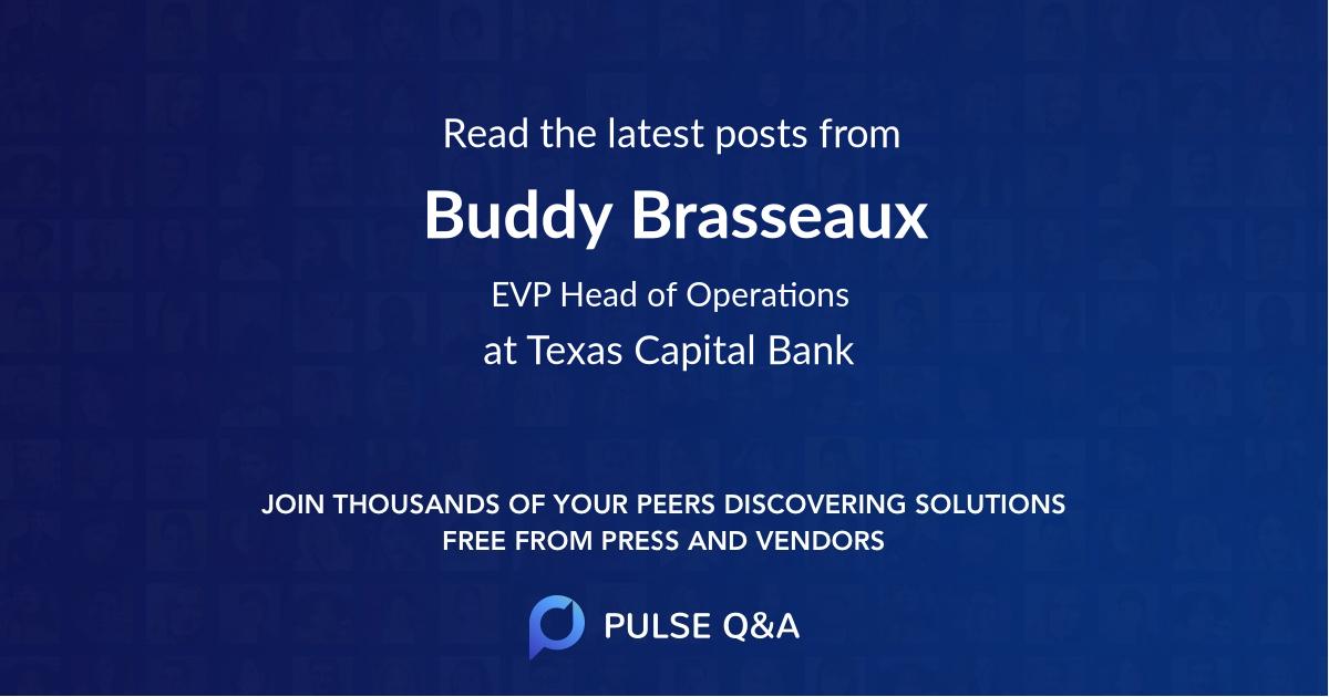 Buddy Brasseaux