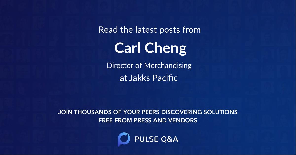 Carl Cheng