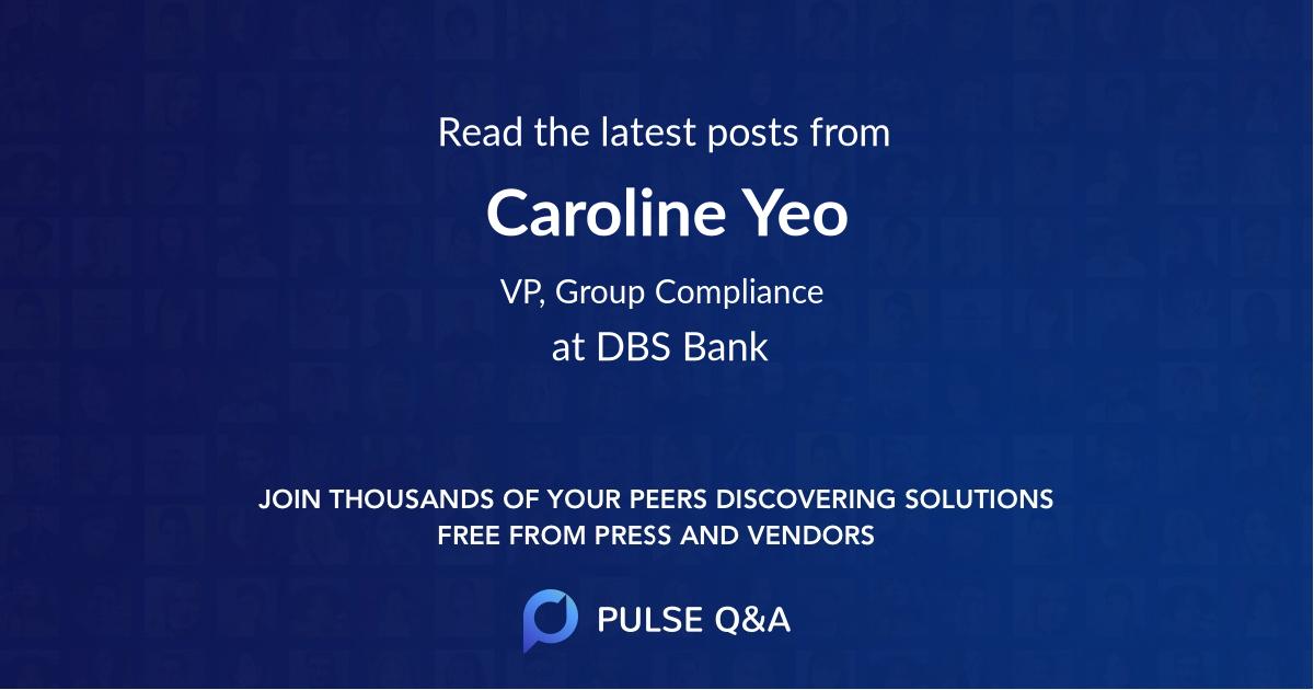 Caroline Yeo