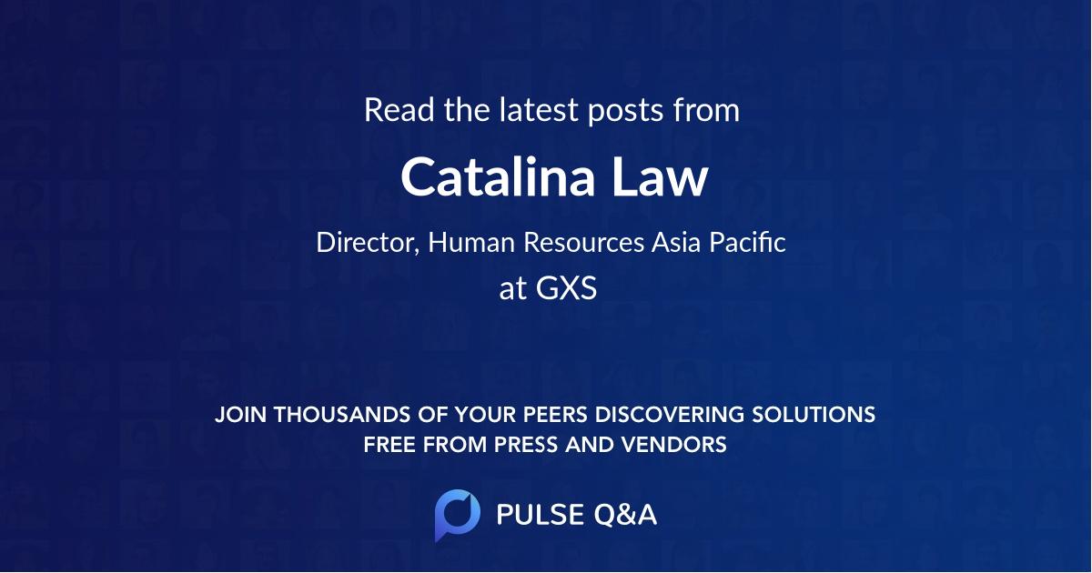 Catalina Law