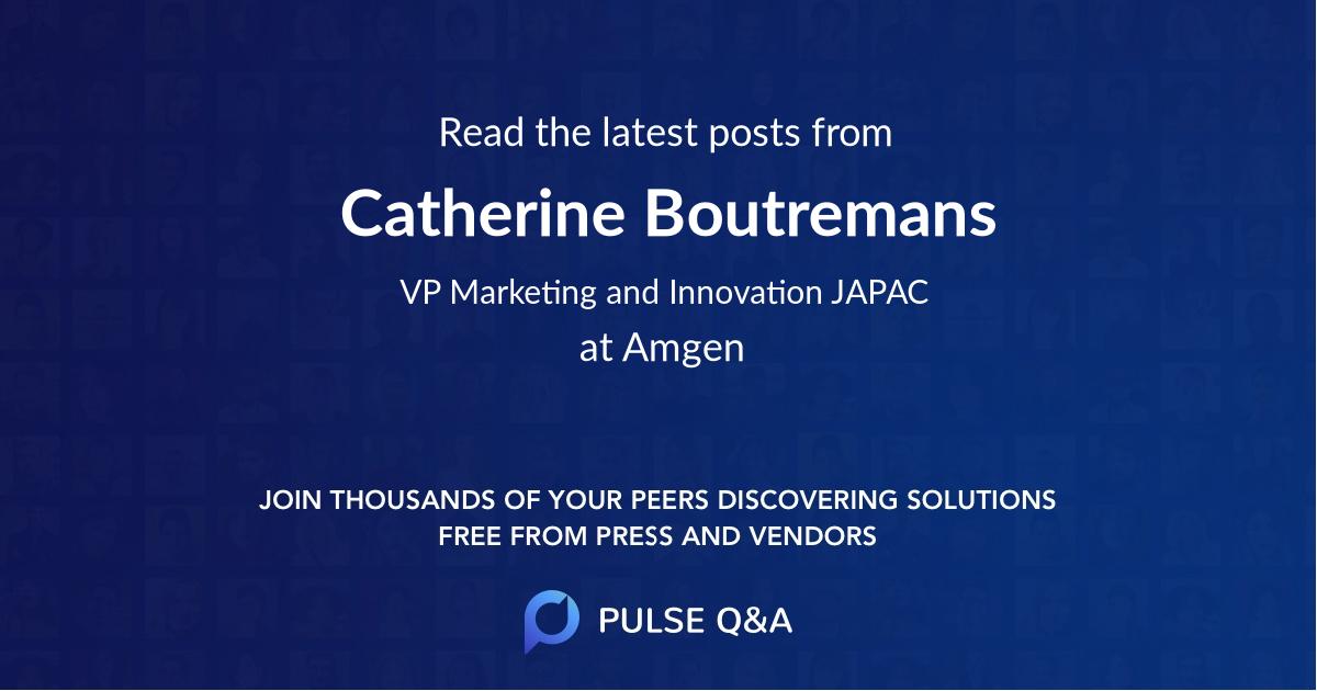 Catherine Boutremans