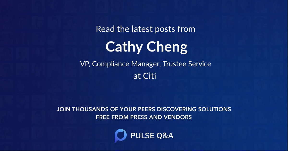 Cathy Cheng
