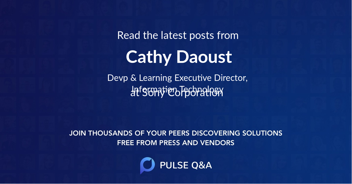 Cathy Daoust