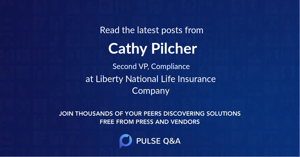 Cathy Pilcher