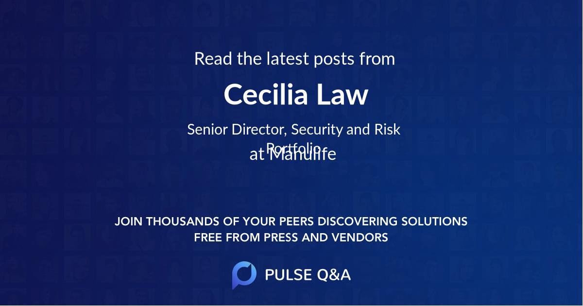 Cecilia Law