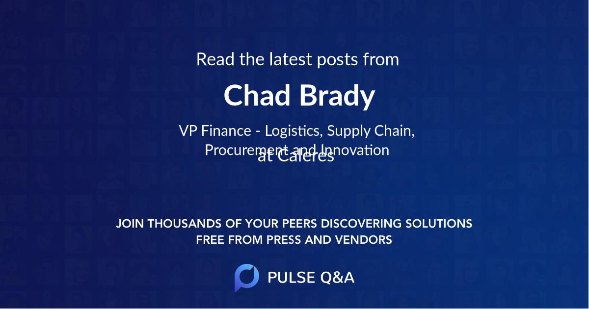 Chad Brady