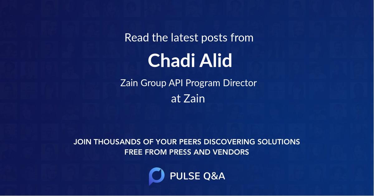Chadi Alid