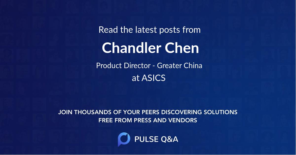 Chandler Chen