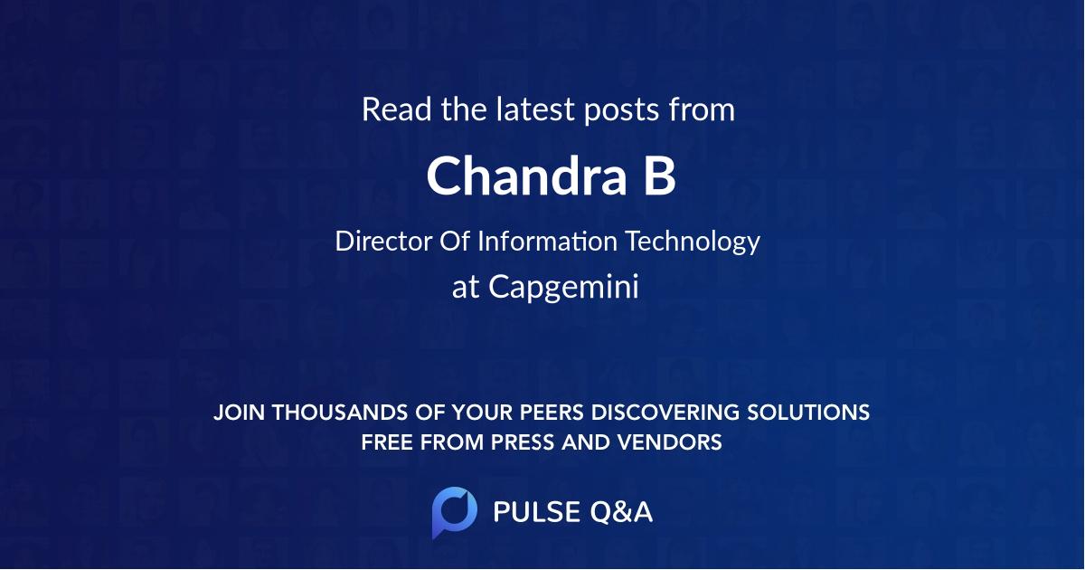 Chandra B