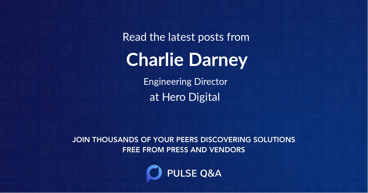 Charlie Darney