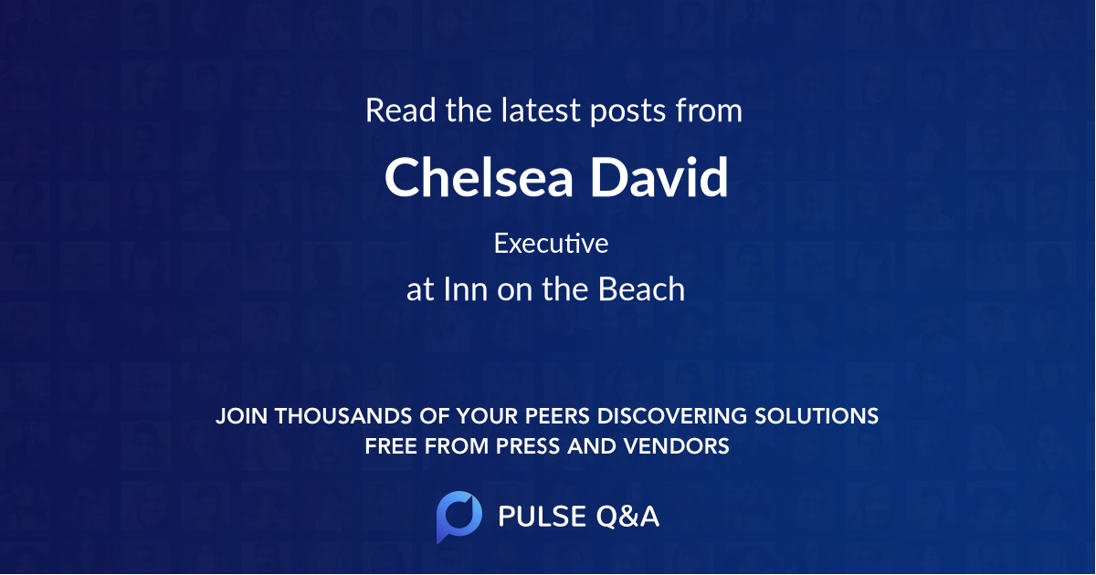 Chelsea David