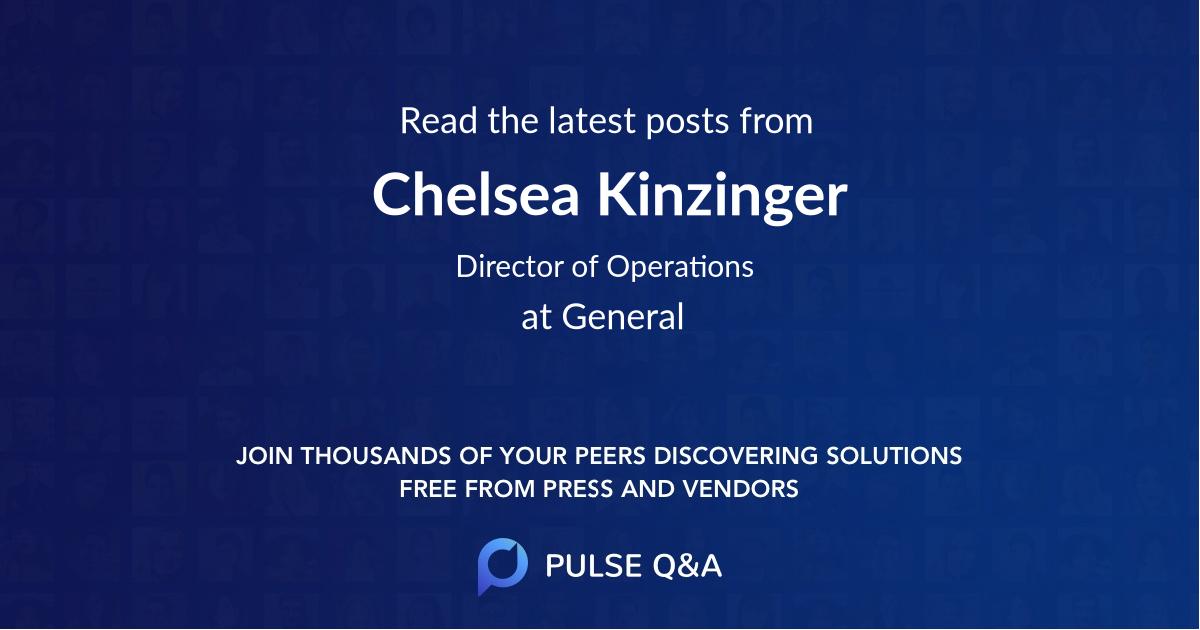 Chelsea Kinzinger