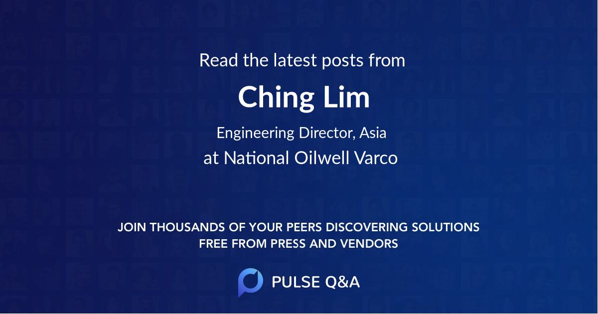 Ching Lim