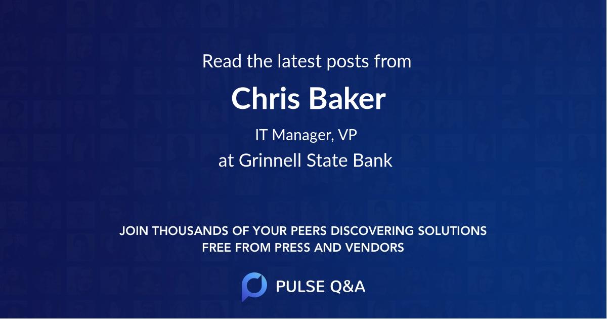 Chris Baker