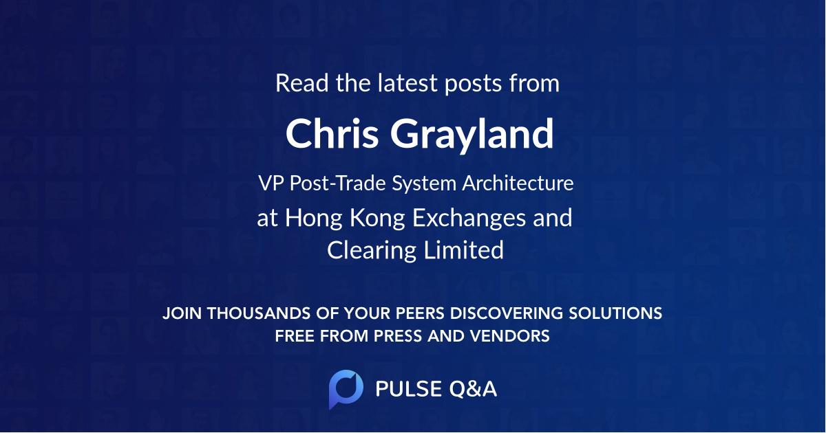 Chris Grayland