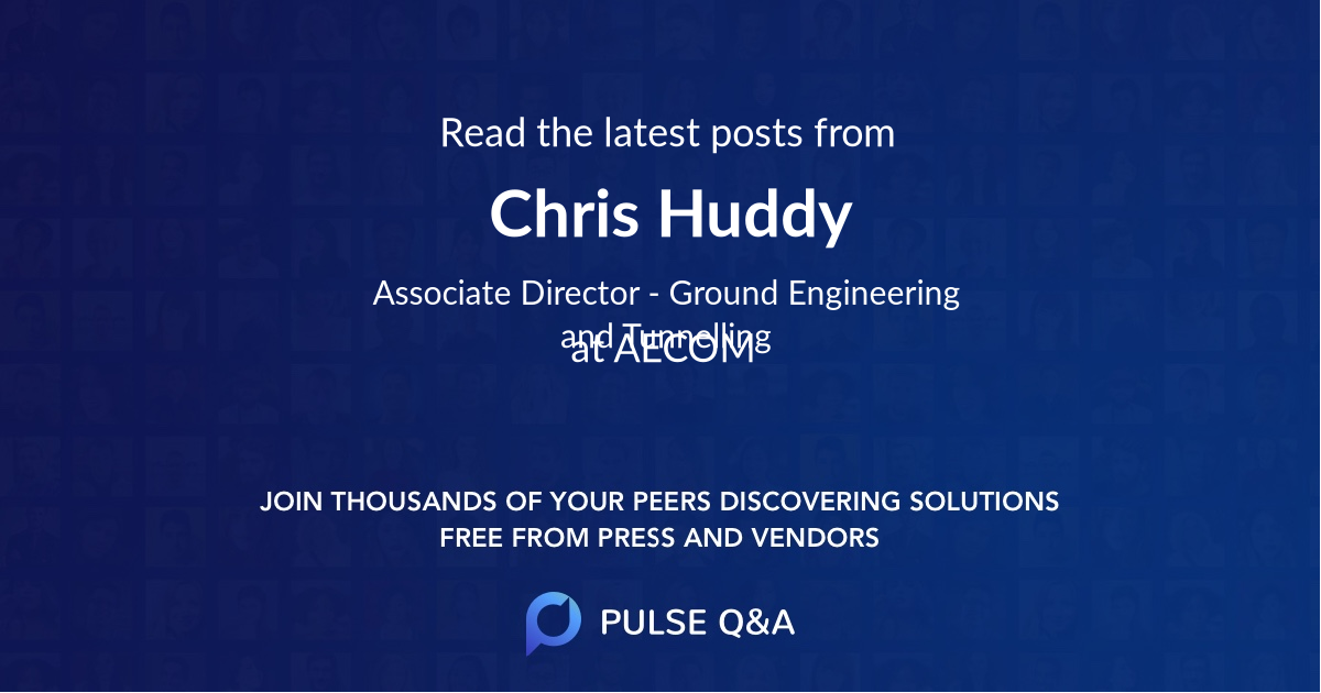 Chris Huddy