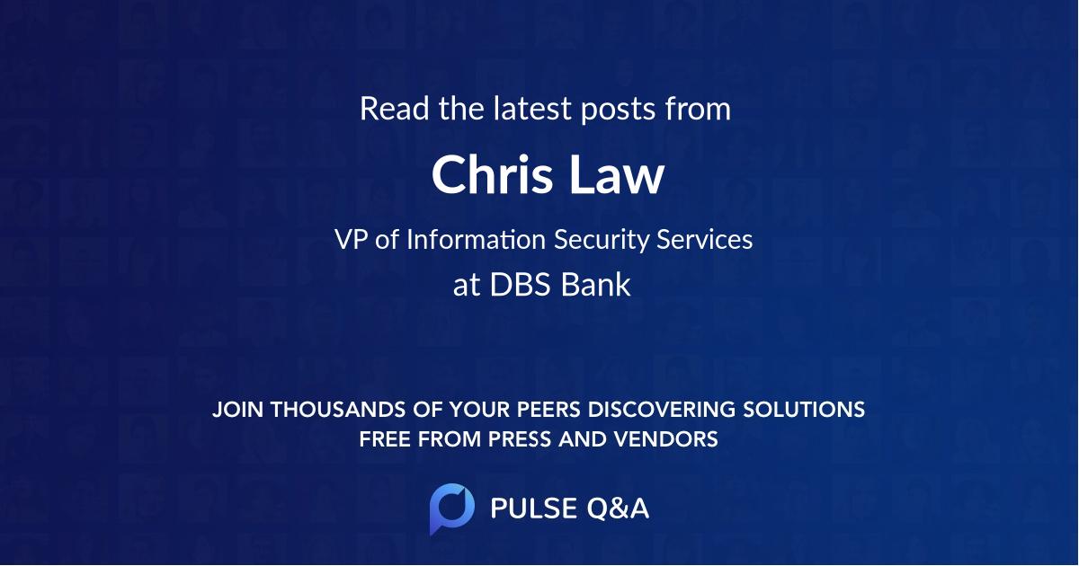 Chris Law