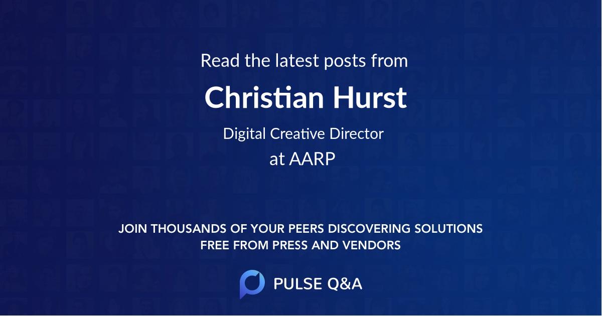 Christian Hurst