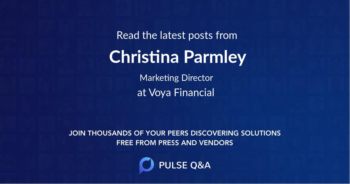 Christina Parmley