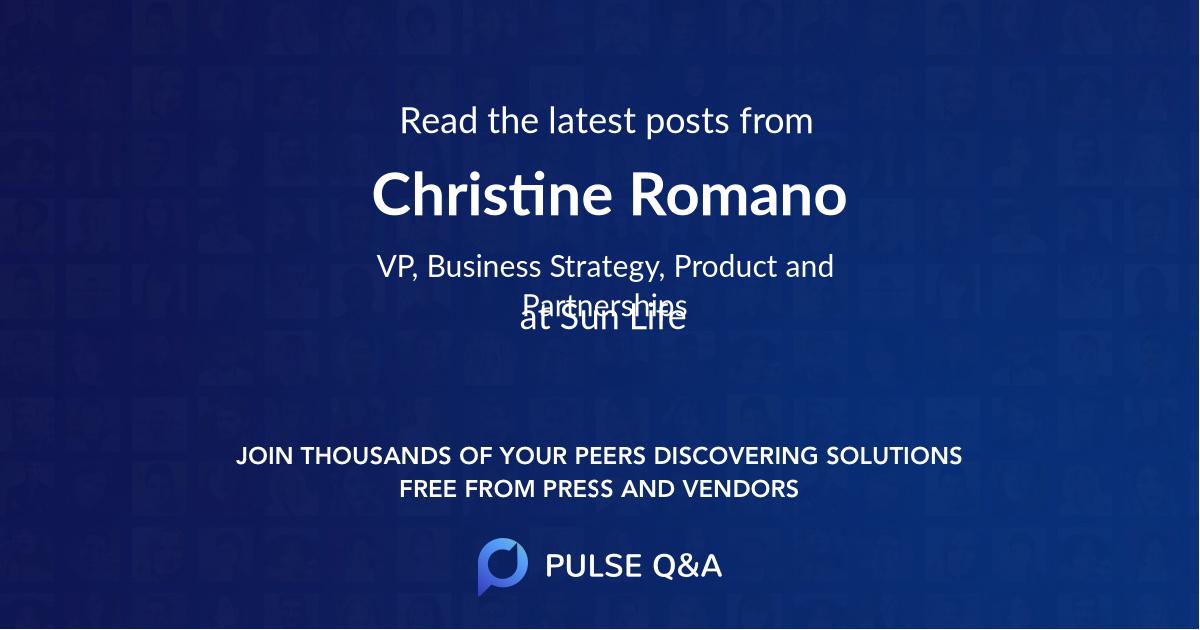 Christine Romano