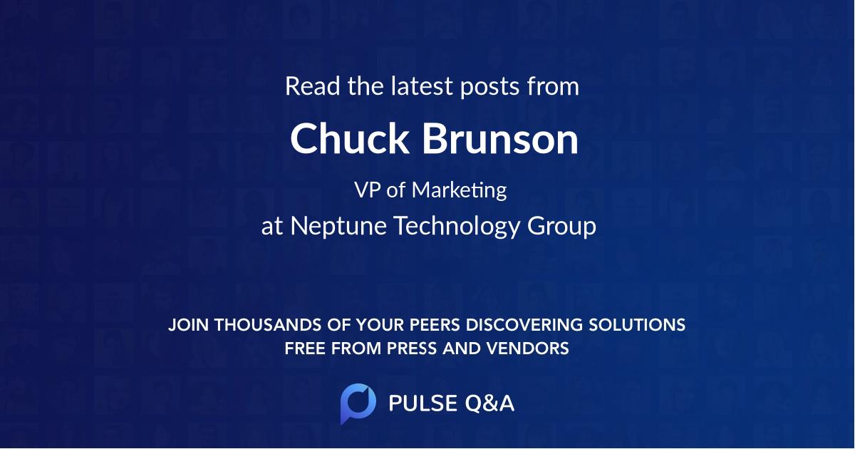 Chuck Brunson