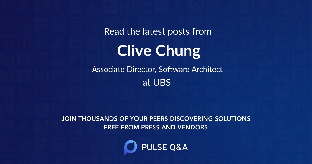 Clive Chung