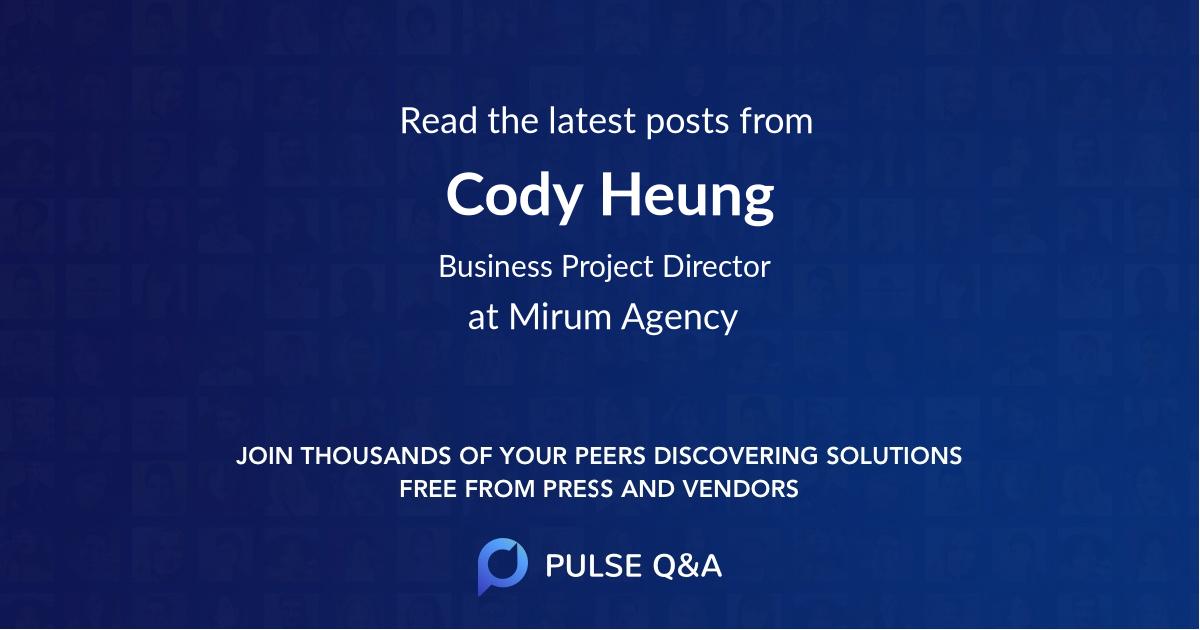 Cody Heung