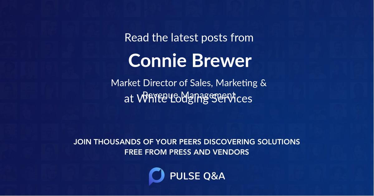 Connie Brewer