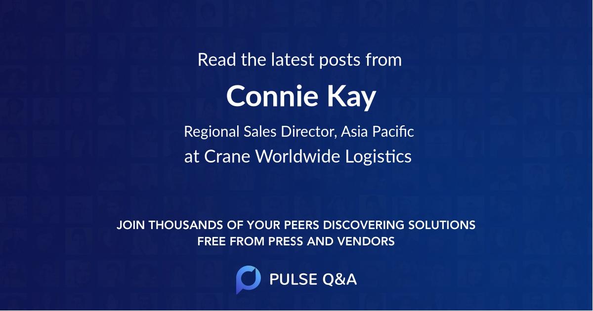 Connie Kay