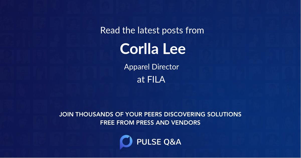 Corlla Lee
