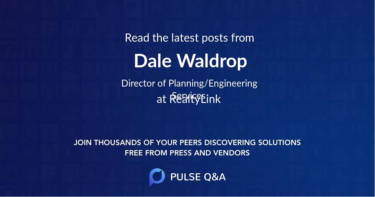 Dale Waldrop