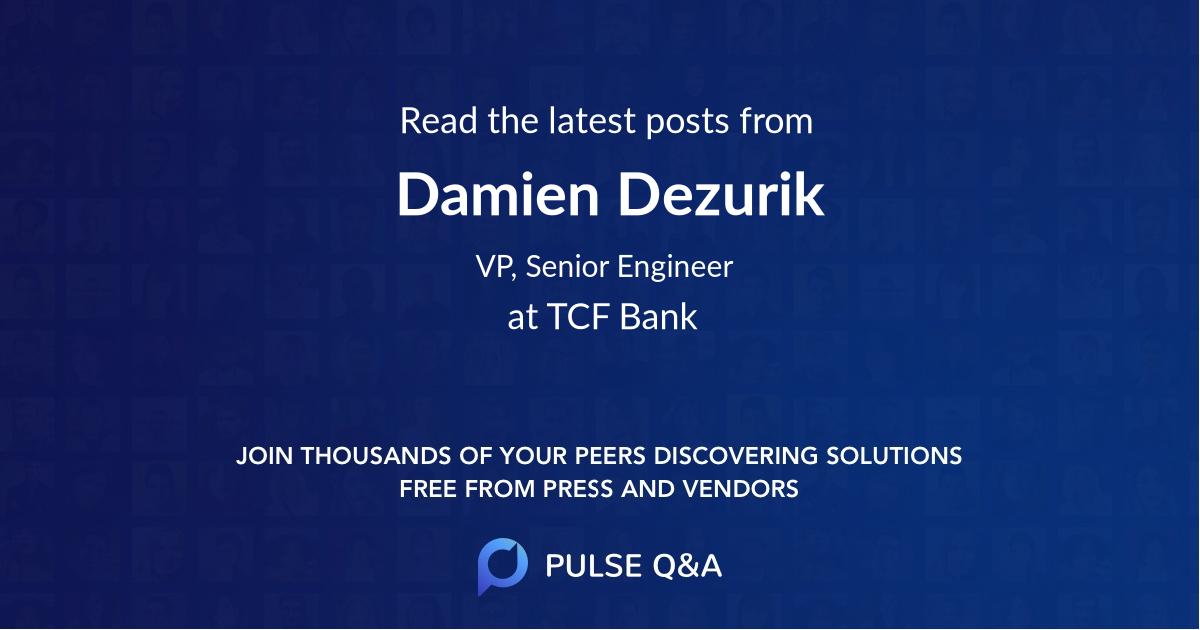 Damien Dezurik