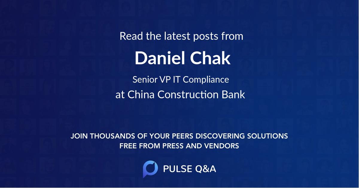Daniel Chak