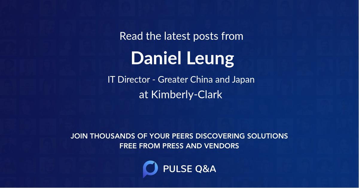 Daniel Leung