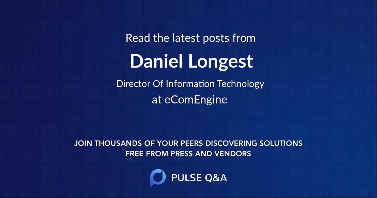 Daniel Longest
