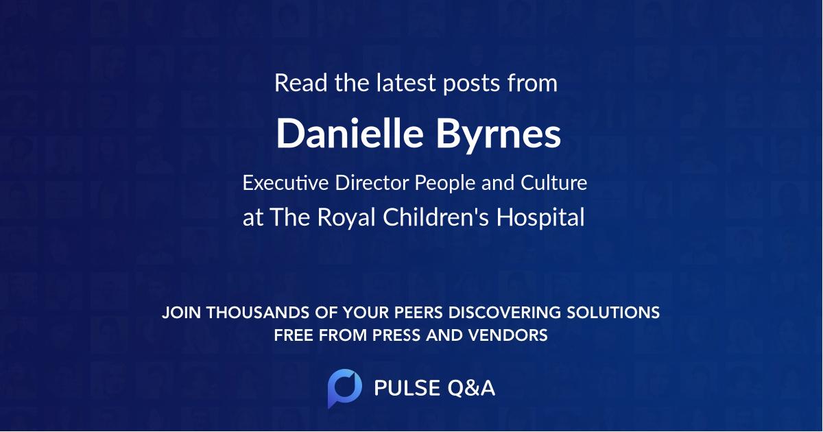 Danielle Byrnes