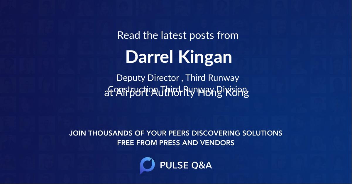 Darrel Kingan