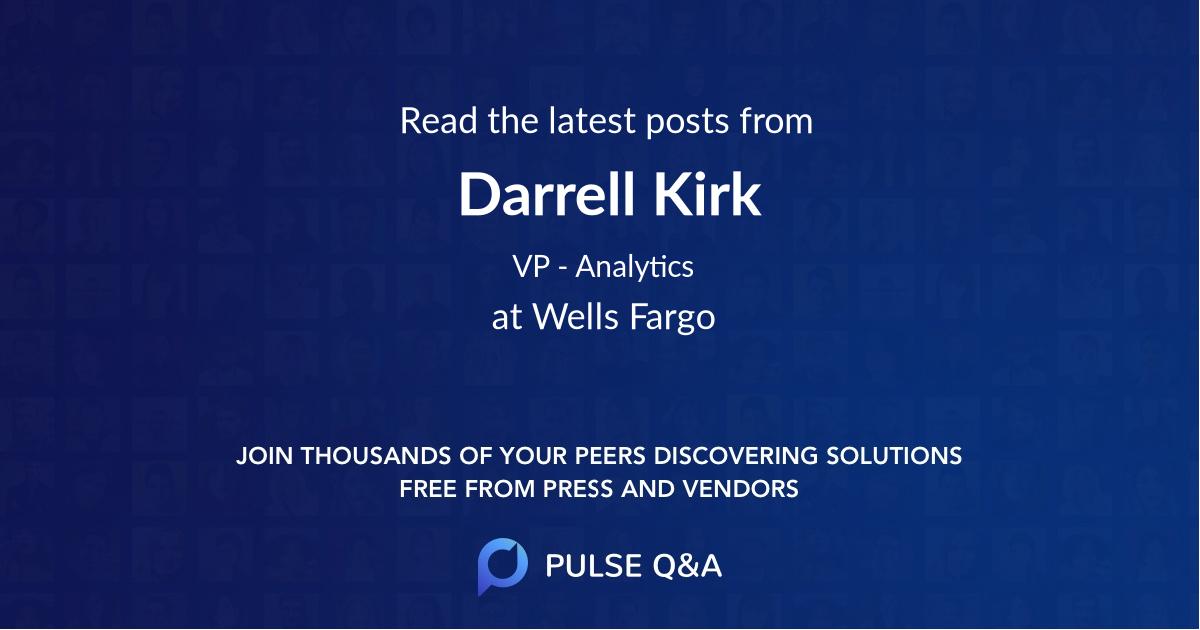 Darrell Kirk