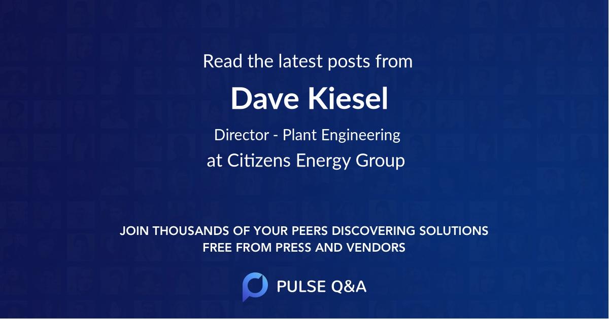 Dave Kiesel