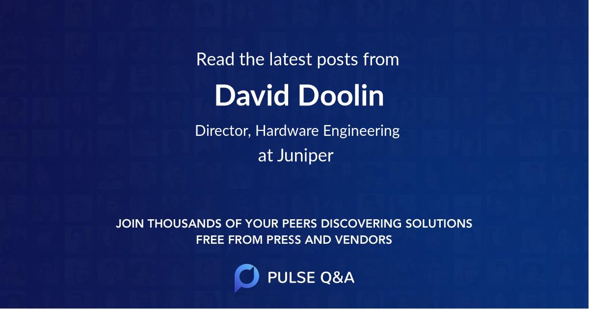 David Doolin