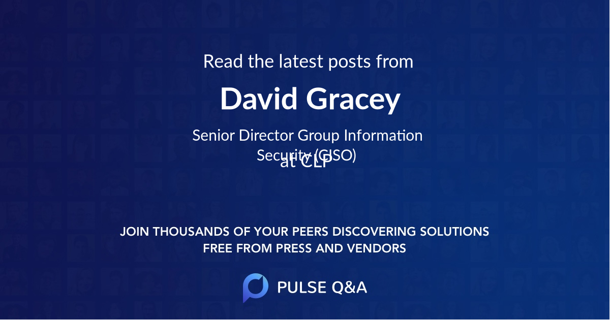 David Gracey