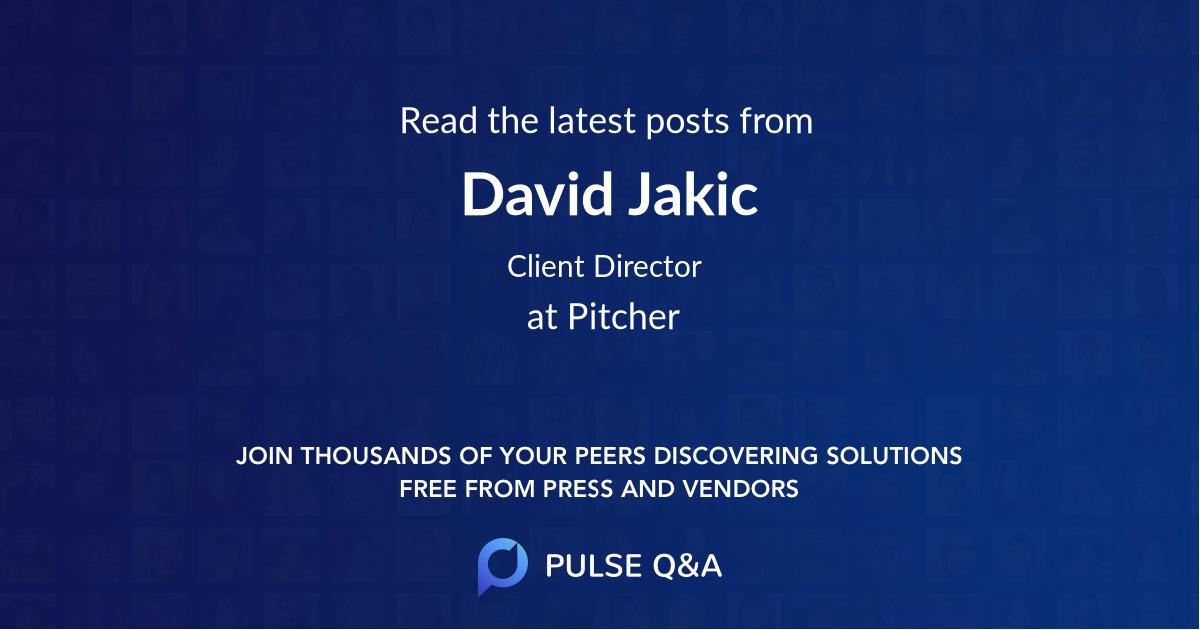 David Jakic